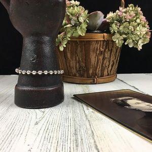 Silpada Sterling Silver Ball Bead Bracelet